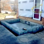 mudroom-addition-foundation