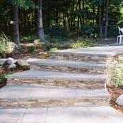 stone steps ri