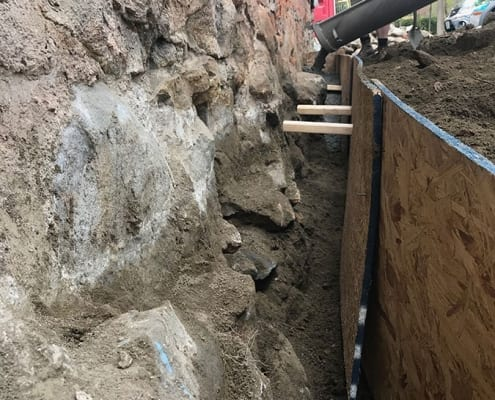 underpinning foundation repair in rhode island