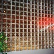 glass block wall ri