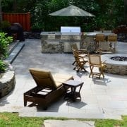 Firepit, Complete Design and Installation