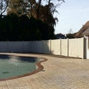 Concrete Pool Apron