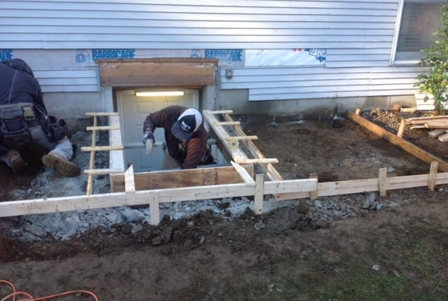 bulkhead waterproofing ri