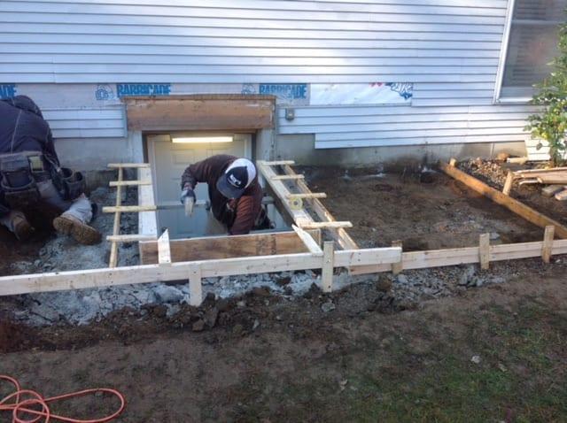 bulkhead waterproofing ri